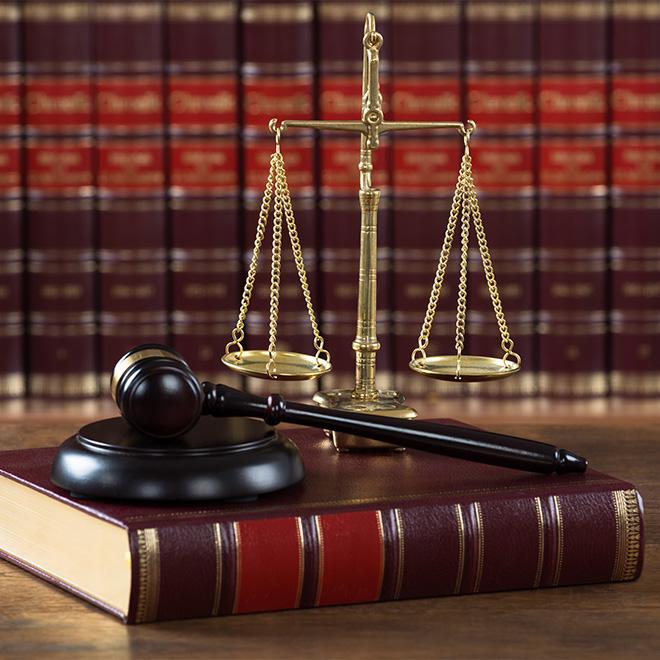 devenir juriste